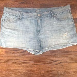 Loft cut-off Shorts